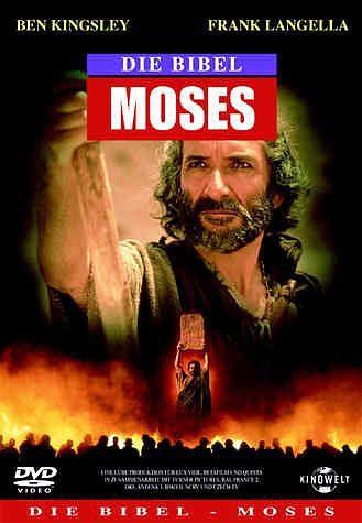 DVD »Die Bibel: Moses«