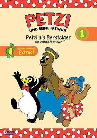 DVD »Petzi als Bergsteiger und weitere Abenteuer«