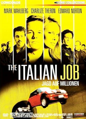 DVD »The Italian Job - Jagd auf Millionen (2 DVDs)«