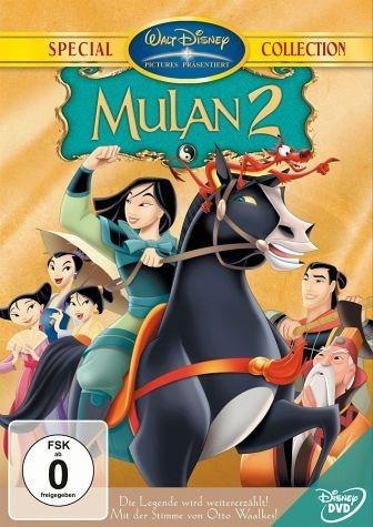 DVD »Mulan 2«