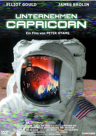 DVD »Unternehmen Capricorn«