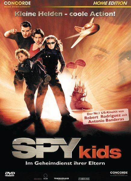 DVD »Spy Kids«