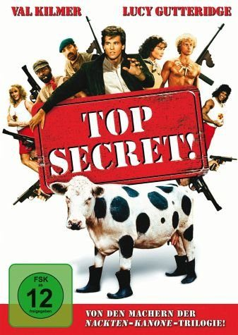 DVD »Top Secret!«