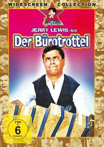 DVD »Der Bürotrottel«