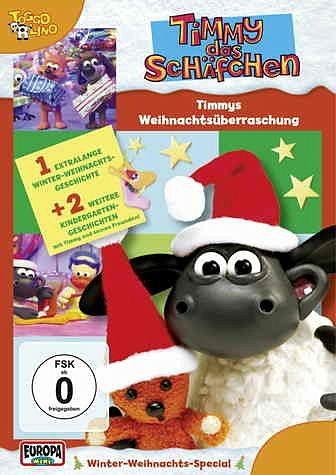 DVD »Timmy das Schäfchen - Die Weihnachtsüberraschung«
