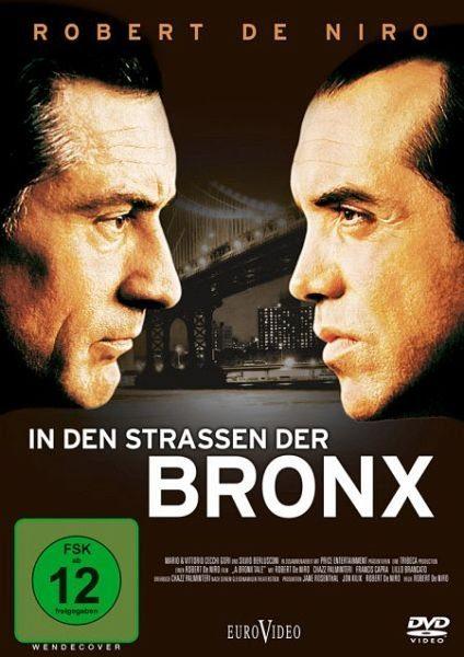 DVD »In den Straßen der Bronx«