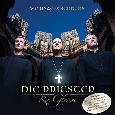 Audio CD »Priester (Gesangstrio): Rex Gloriae...«