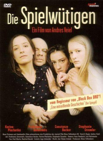 DVD »Die Spielwütigen«