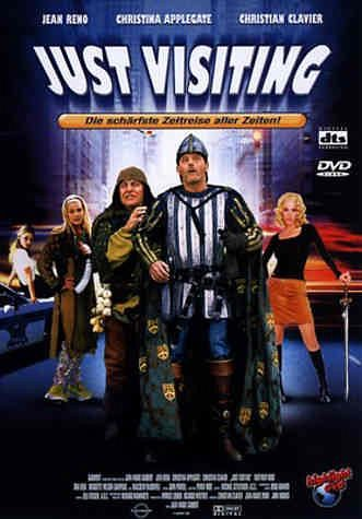 DVD »Just Visiting«