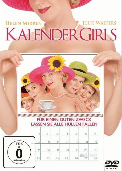 DVD »Kalender Girls, 1 DVD-Video«