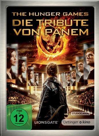 DVD »Die Tribute von Panem - The Hunger Games (nur...«