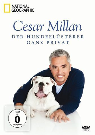 DVD »National Geographic - Cesar Millan: Der...«