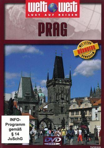 DVD »Weltweit - Prag«