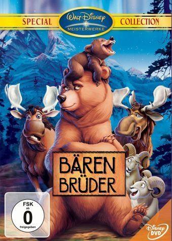 DVD »Bärenbrüder, DVD«