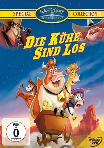 DVD »Die Kühe sind los, 1 DVD«