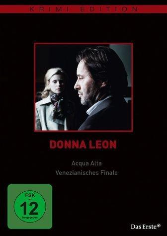 DVD »Donna Leon - Acqua Alta / Venezianisches Finale«