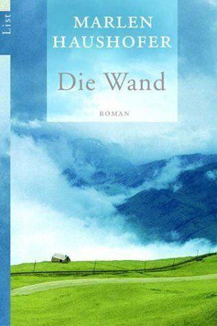 Broschiertes Buch »Die Wand«