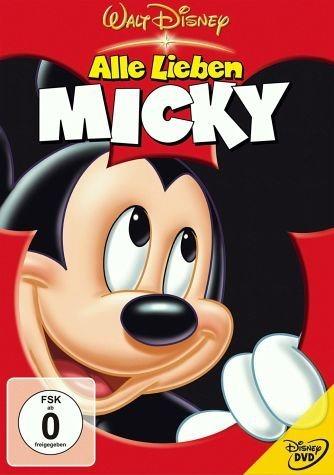 DVD »Alle lieben Micky«