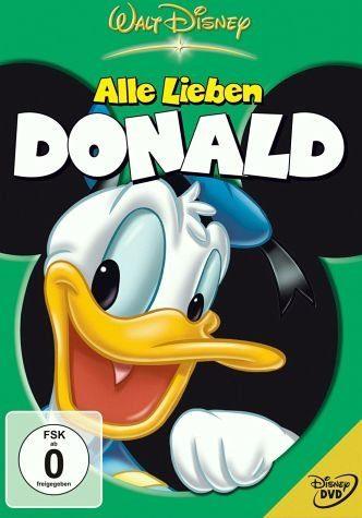 DVD »Alle lieben Donald«