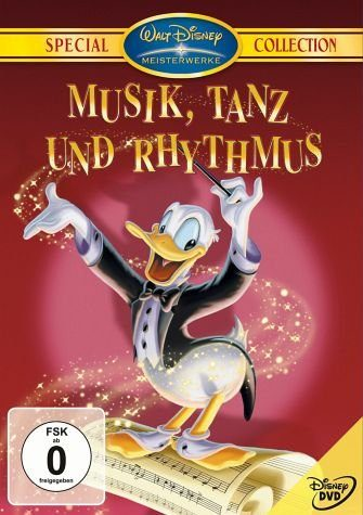 DVD »Musik, Tanz und Rhythmus (Special Collection)«