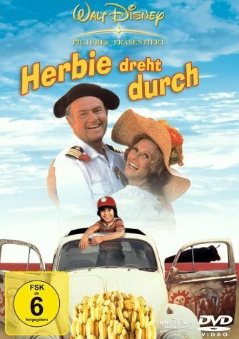 DVD »Herbie dreht durch«