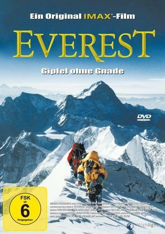 DVD »Everest - Gipfel ohne Gnade«