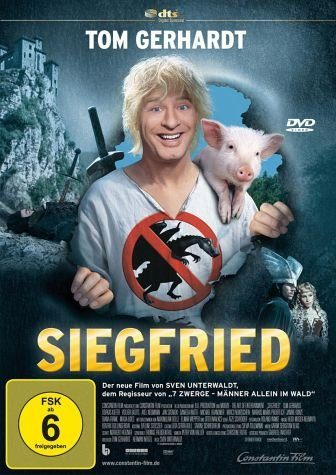 DVD »Siegfried«