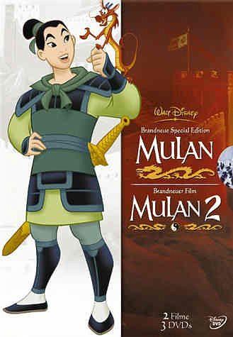 DVD »Mulan Box-Set (3 DVDs)«