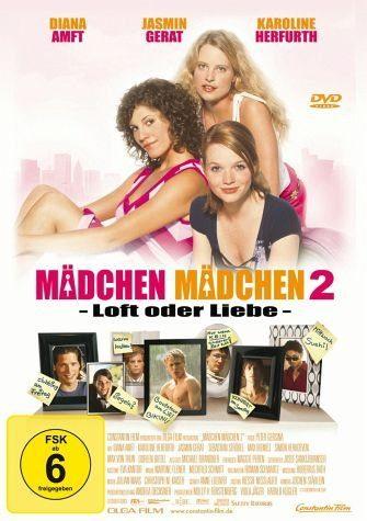 DVD »Mädchen Mädchen 2 - Loft oder Liebe«