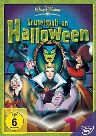 DVD »Gruselspaß an Halloween«