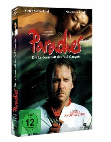 DVD »Paradies - Die Leidenschaft des Paul Gauguin«