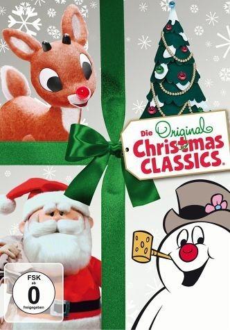 DVD »Die Original Christmas Classics - Frosty, der...«