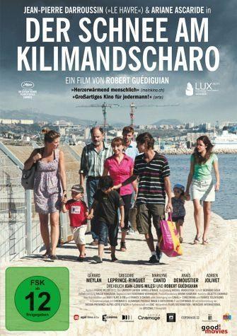 DVD »Der Schnee am Kilimandscharo«