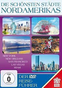 DVD »Die Schönsten Städte Nordameri«