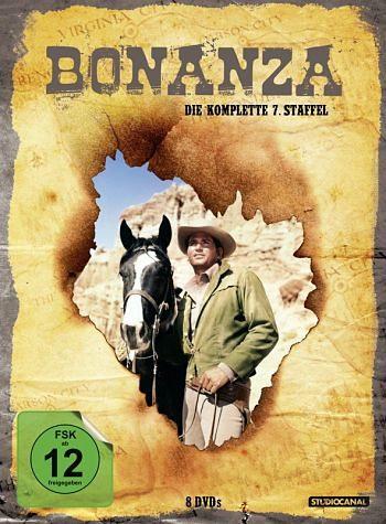 DVD »Bonanza - Die komplette 07. Staffel (8 Discs)«