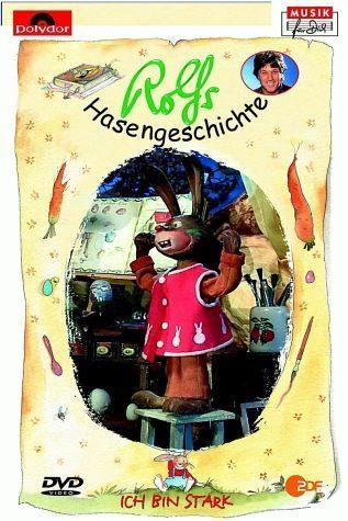 DVD »Rolf Zuckowski - Rolfs Hasengeschichte: Ich...«