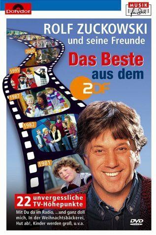 DVD »Rolf Zuckowski und seine Freunde - Das Beste...«