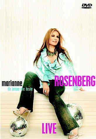 DVD »Marianne Rosenberg - Für immer wie heute«