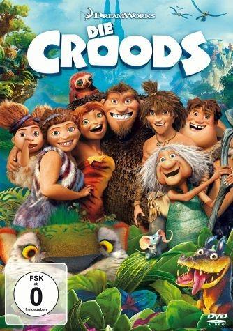 DVD »Die Croods (DVD)«