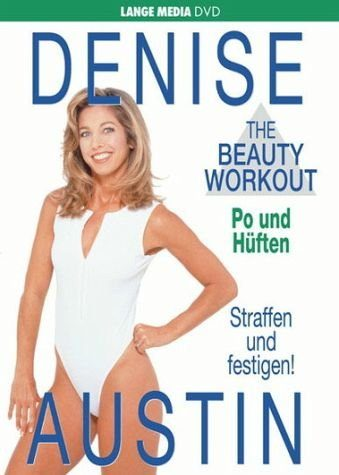 DVD »Denise Austin - The Beauty Workout: Po und Hüften«