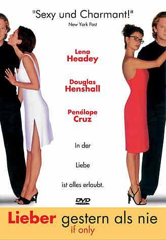 DVD »Lieber gestern als nie - If Only«