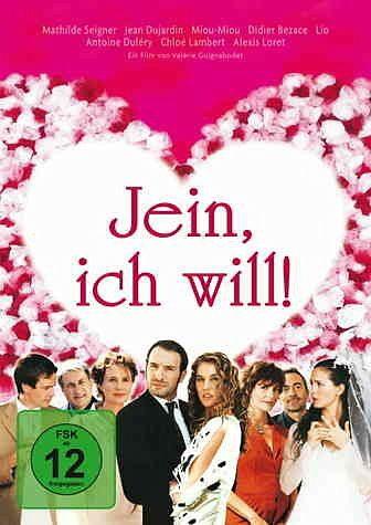 DVD »Jein, ich will!«