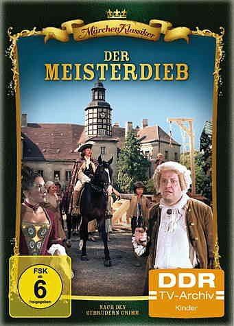 DVD »Der Meisterdieb«