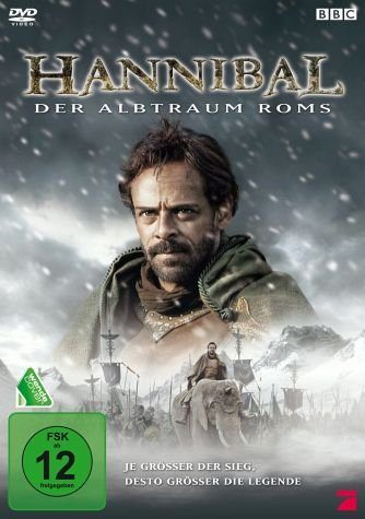 DVD »Hannibal - Der Albtraum Roms«