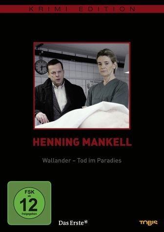 DVD »Wallander - Tod im Paradies (Krimi-Edition)«