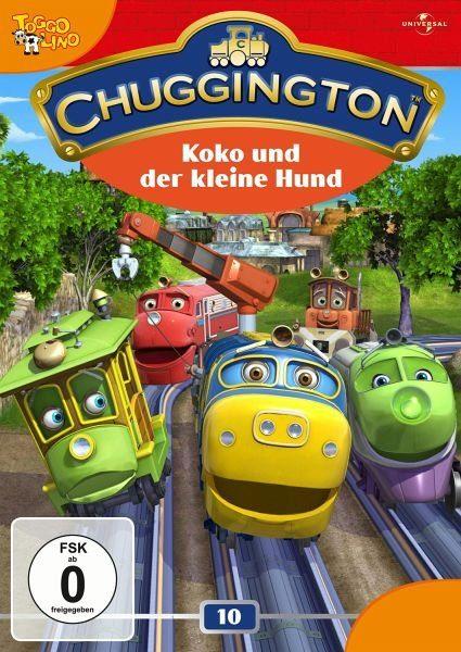 DVD »Chuggington 10 - Koko und der kleine Hund«