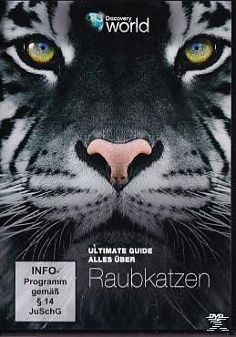 DVD »Ultimate Guide - Alles über Raubkatzen«