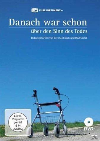 DVD »Danach war schon - Über den Sinn des Todes«