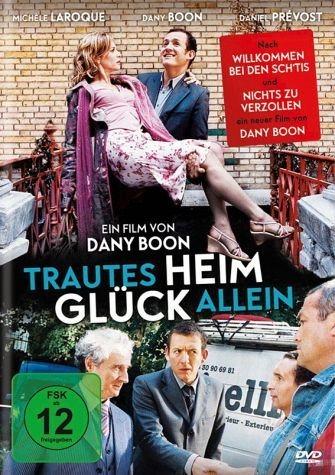 DVD »Trautes Heim, Glück allein«