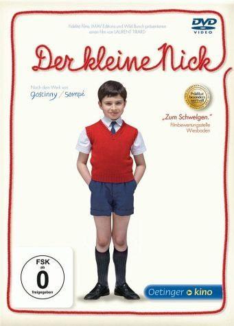 DVD »Der kleine Nick (nur für den Buchhandel)«